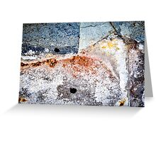 Street Essence Greeting Card