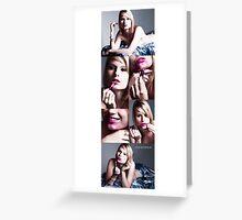 Lipstick Greeting Card