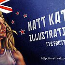 Matt Katz Illustration Propoganda by Matt Katz