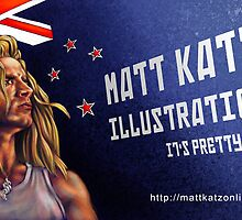 Matt Katz Illustration Propoganda by Matt Katz