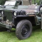 Army Jeep by Dawnsuzanne