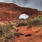 South Window Arch by Terence Russell