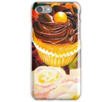 Cupcakes and Butterflies iPhone Case/Skin