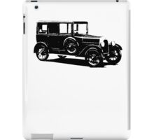 Fiat 501 Saloon '19-'26 iPad Case/Skin