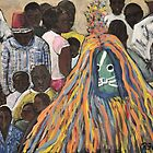 Burkina Faso Mask Dance by rebfrost