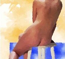 nude no-1 by Kostas Koutsoukanidis