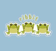 Ribbit - Blue by Nikki Smith