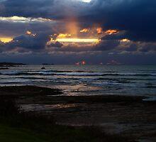 Marrawah Sunset by JasonsImages
