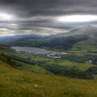 Schiehallion Loch Tummel by Paul  Gibb