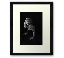 If It's the Last Time I Breathe You In Framed Print