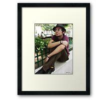 Ivan 2 Framed Print