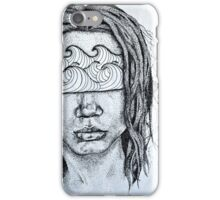 Ocean Eyes iPhone Case/Skin