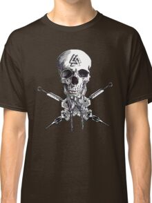 Swede and Crossbones Ink Classic T-Shirt