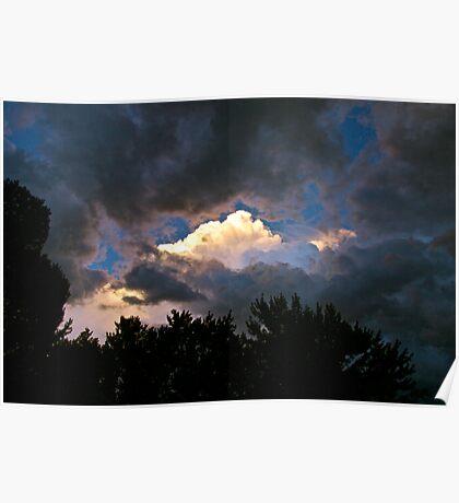 The Light - Colorado Springs, Colorado Poster
