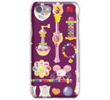 Ojamajo Doremi Items iPhone Case/Skin