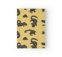 Spotted Salamanders Hardcover Journal