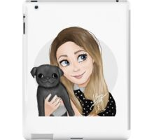 Zoella & Nala iPad Case/Skin