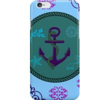 You're my Anchor  iPhone Case/Skin