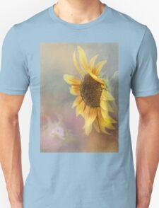 Be The Sunflower - Sunflower Art T-Shirt