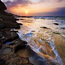 Rocky Edge by Rob  Southey