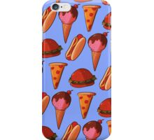 Eat Junk, Become Junk iPhone Case/Skin