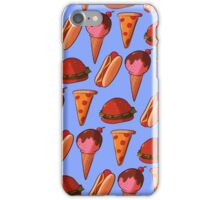 Eat Junk, Become Junk iPhone Case/Skin