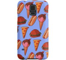 Eat Junk, Become Junk Samsung Galaxy Case/Skin