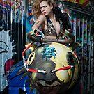 Fashion in Graffiti - Part II by jamari  lior