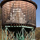 Water Tower by Susan Gottberg