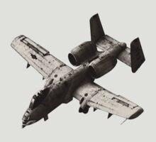 A-10 Thunderbolt II by Salih Yilmaz