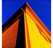 dusky corner Photographic Print