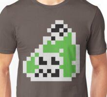 Splatoon Inspired: Black 8-Bit FishFry Unisex T-Shirt