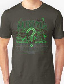 Nigma Deathtraps Unisex T-Shirt