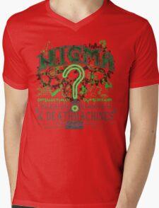 Nigma Deathtraps Mens V-Neck T-Shirt
