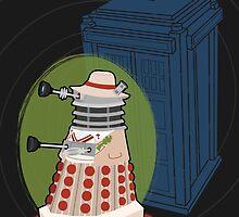 Daleks in Disguise - Fifth Doctor by murphypop