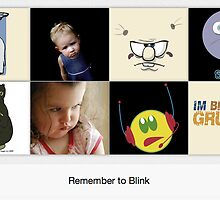 Feeling Grumpy - 16 August 2010 by The RedBubble Homepage