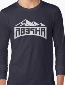Splatoon Inspired: Blue Peaks Tee Long Sleeve T-Shirt