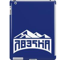 Splatoon Inspired: Blue Peaks Tee iPad Case/Skin