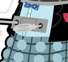 Daleks in Disguise - Second Doctor Sticker