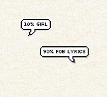 10% Girl Hoodie
