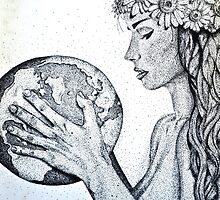 Mother Earth by Maya Vavra