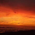 Orange Beach Sunset 5 by bugboobunz