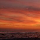 Orange Beach Sunset 6 by bugboobunz