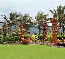 *•.¸♥♥¸.•* .(。◕‿◕。)Hawaiian Garden Statues*•.¸♥♥¸.•* .(。◕‿◕。) by ✿✿ Bonita ✿✿ ђєℓℓσ