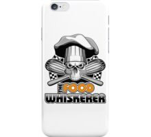 The Food Whiskerer iPhone Case/Skin
