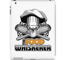 The Food Whiskerer iPad Case/Skin
