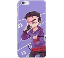 kid blaine singing iPhone Case/Skin