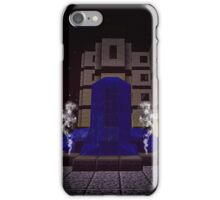 WATER FORTRESS FOUNTAIN  iPhone Case/Skin
