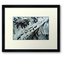 In the Hall of the Mountain King- Hochstetter Up Close Framed Print
