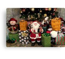 Ho Ho Ho ~ Christmas Fun! Canvas Print